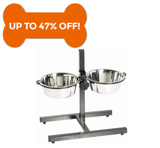 Elevated Dog Bowls & Feeders