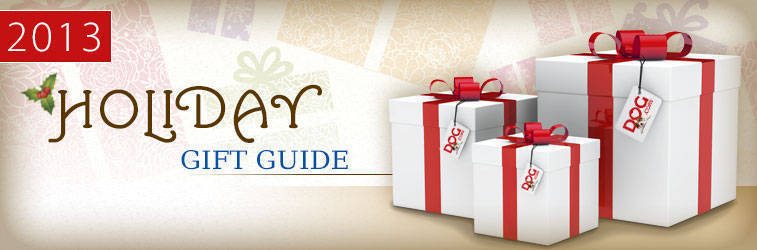 2013 Dog Holiday Gift Guide