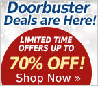 Shop Door Busters!