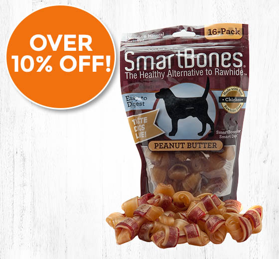 SmartBones® Treats & Chews