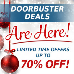 Shop Door Busters