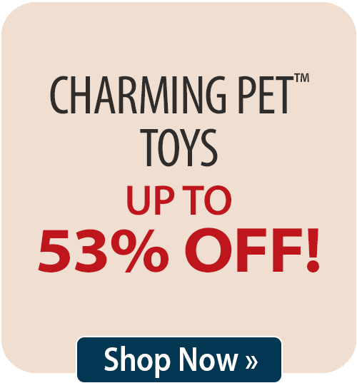 Charming Pet™ Toys