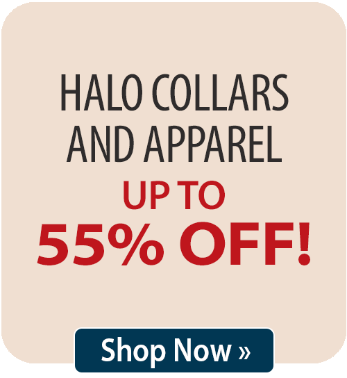 Halo Collars and Apparel