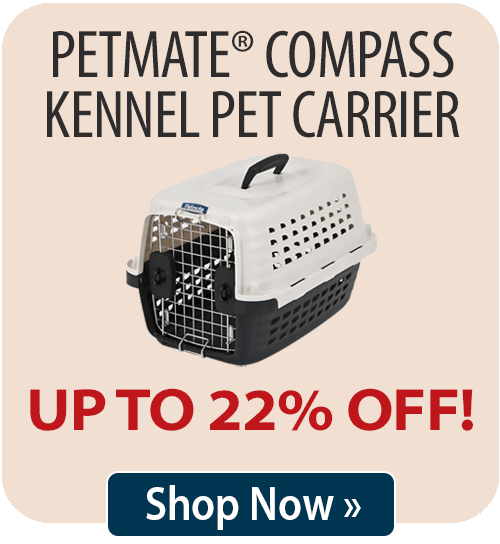 Petmate® Compass Kennel Pet Carrier