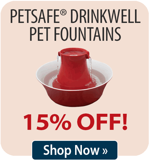 PetSafe® Drinkwell® Pet Fountains